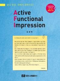 Active Functional Impression : 틀니 임상 감에서 과학으로!/ QR코드 동영상 수록